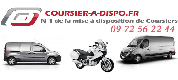 Logo Coursier à Dispo Paris