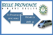 Logo Bpmd Belle Provence Minibus Deluxe